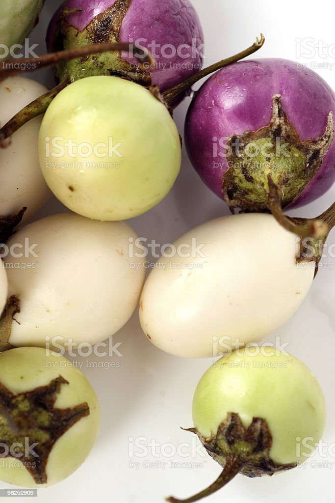 Egg Plant royalty-free stock photo