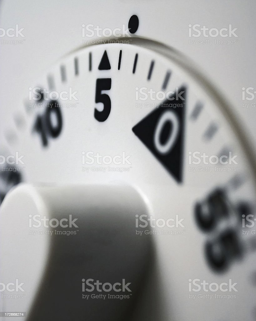 egg timer royalty-free stock photo