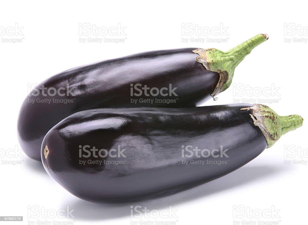 Eggplant vegetable royalty-free stock photo