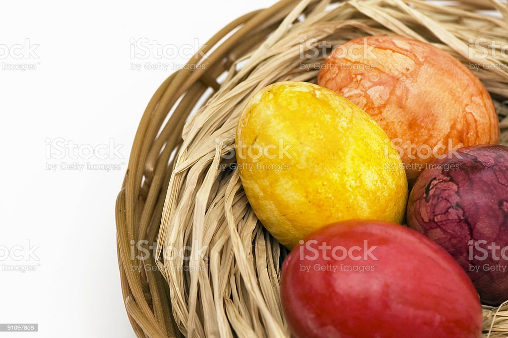 Eggs 4 Easter royalty-free stock photo