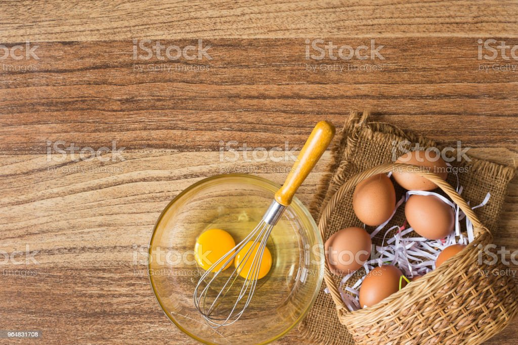 Eggs kitchen royalty-free stock photo