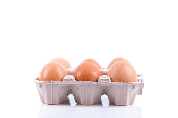ei - eierverpackung stock-fotos und bilder