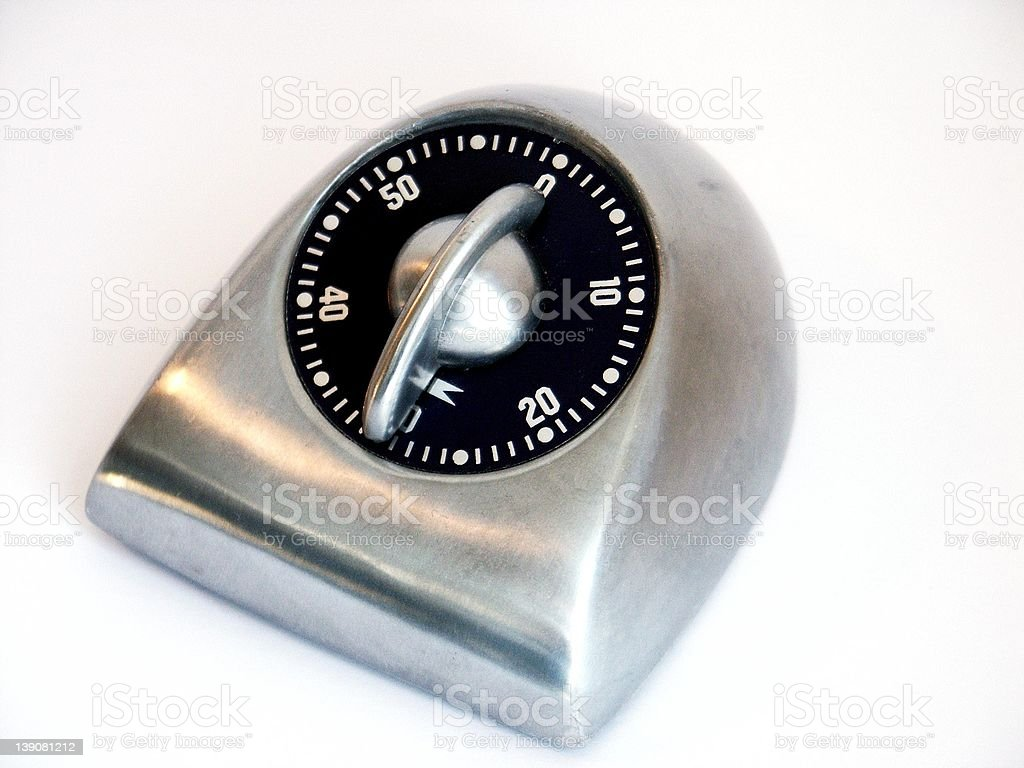 egg-timer 03 royalty-free stock photo