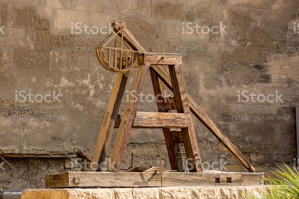 Egypt: Cairo Citadel stock photo