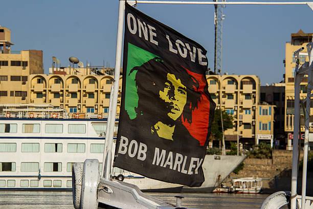 Egypt: Ferry at Aswan stock photo
