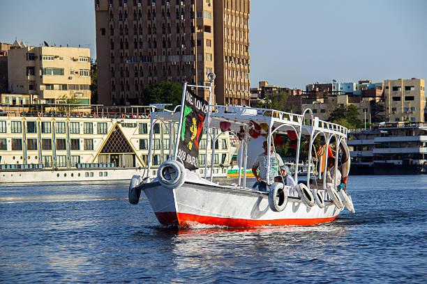 Egypt: Ferry at Aswan – Foto