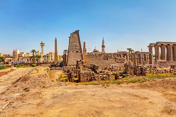 Egypt Luxor temple – Foto