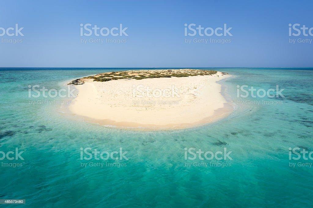 Egypt or Carribbean? stock photo