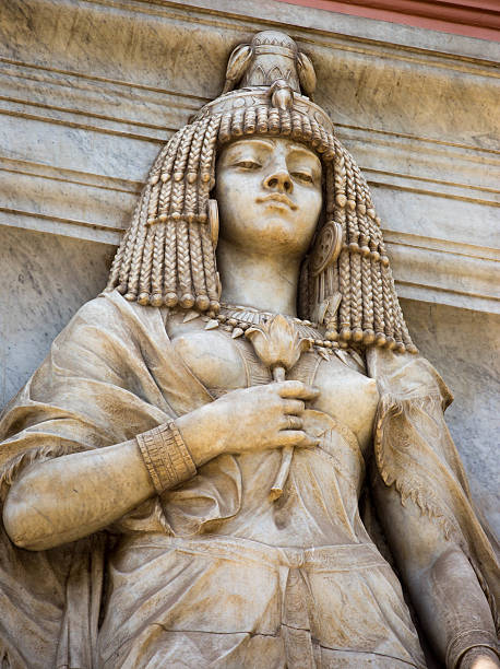 Egypt: The Egyptian Museum in Cairo stock photo