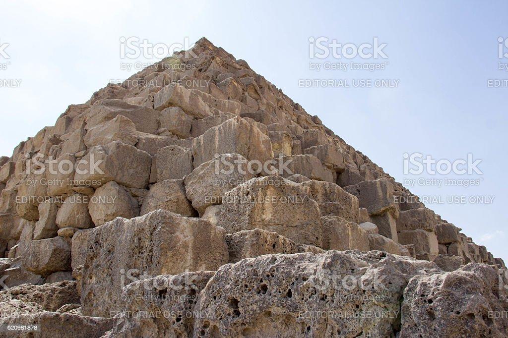 Egypt: Tomb of Queen Hetepheres foto royalty-free