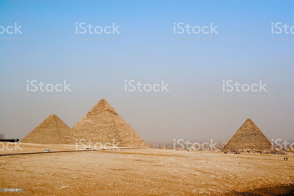Egypt: What You Never See royalty-free stock photo