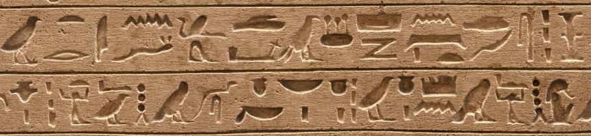 614744994 istock photo Egyptian hieroglyphic 475753575