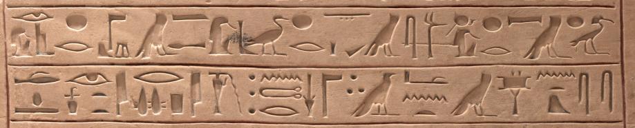 614744994 istock photo Egyptian hieroglyphics 475979409