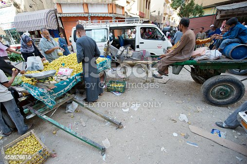 Luxor, Egypt - November 15, 2010
