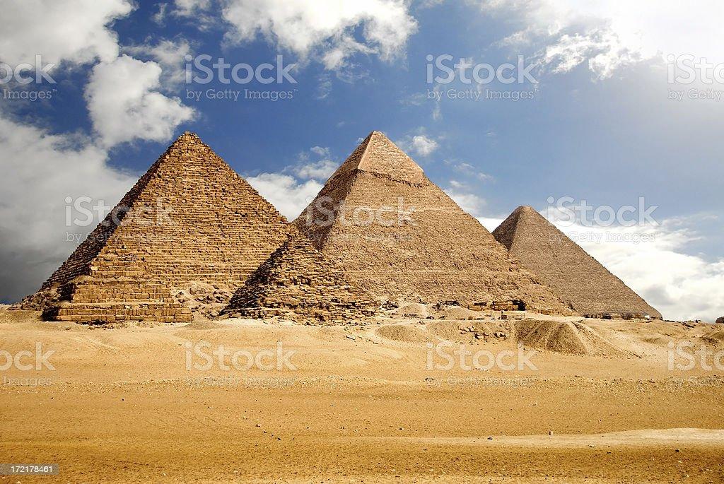 Egyptology royalty-free stock photo