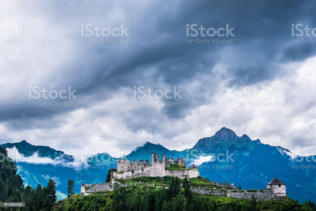 ehrenberg stock photo