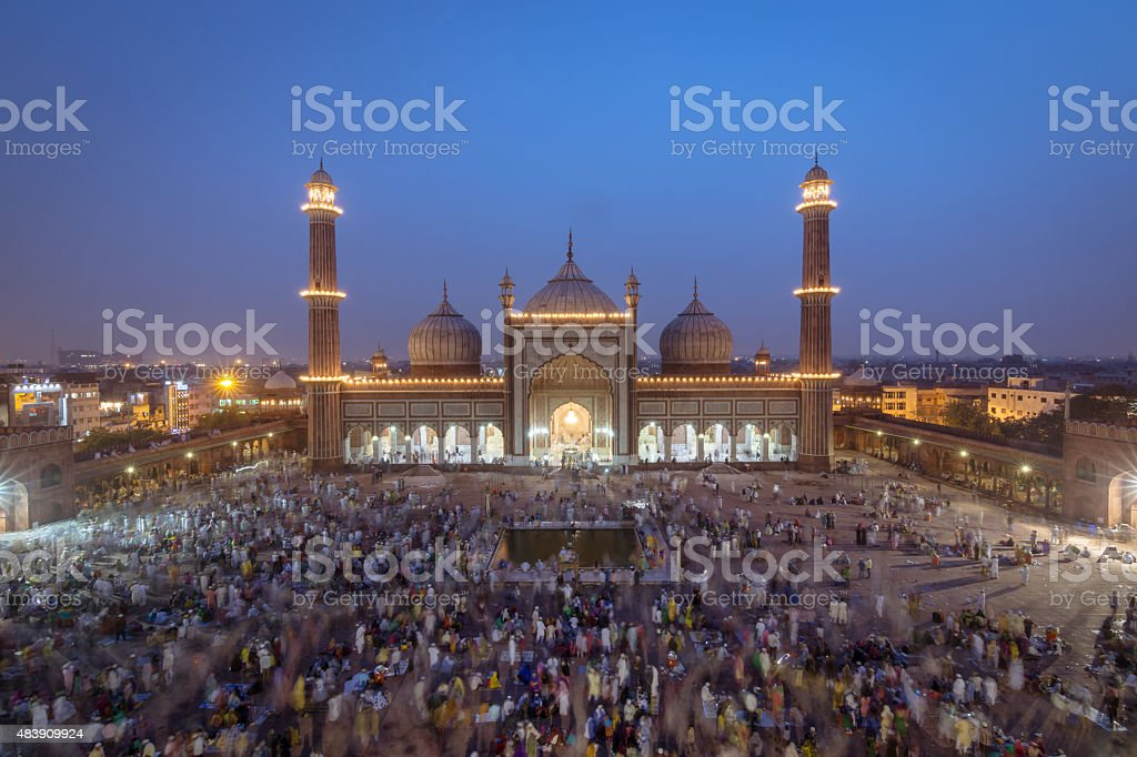Eid stock photo