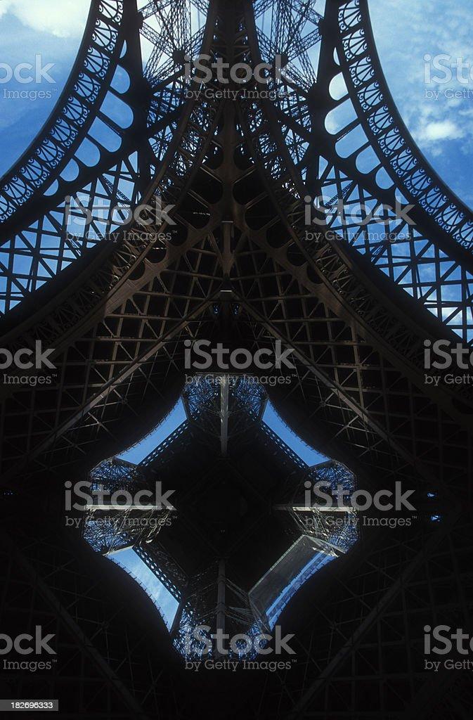 Eiffel Tour stock photo