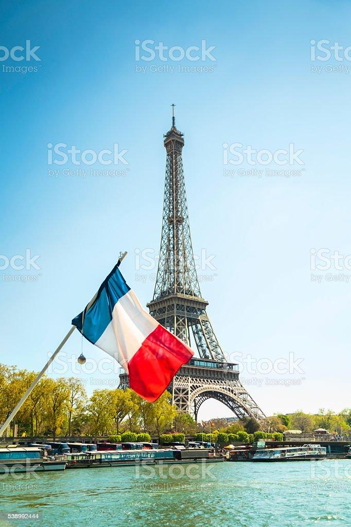 France Tour Eiffel Drapeau 6