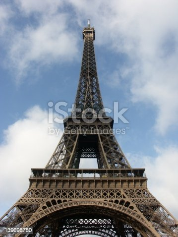 istock Eiffel tower in Paris 139698780