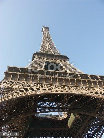 istock Eiffel tower in Paris 139710191
