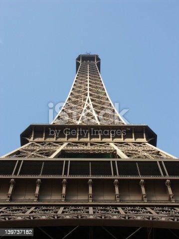 istock Eiffel tower in Paris 139737182