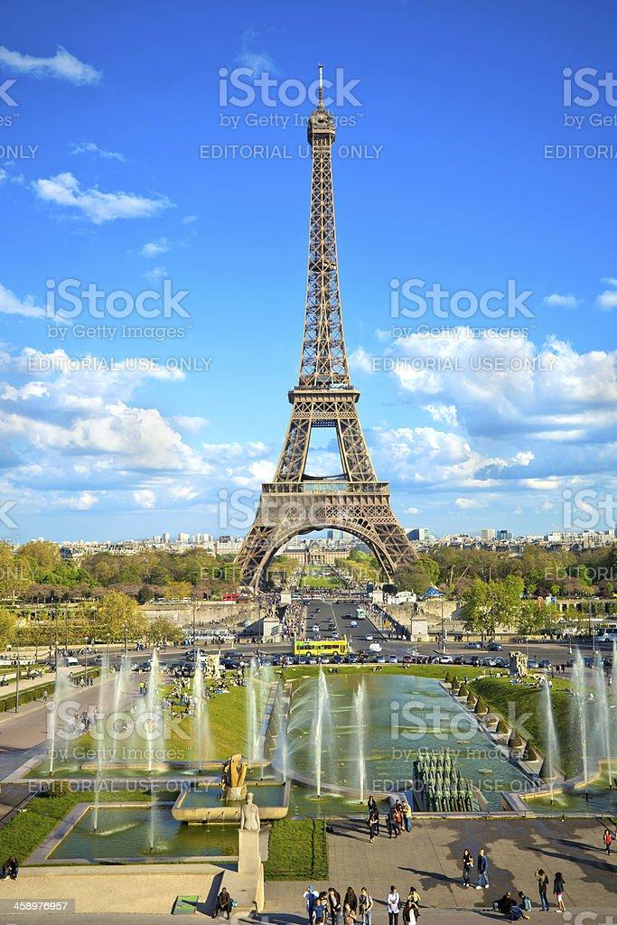 Eiffelturm in Paris – Foto
