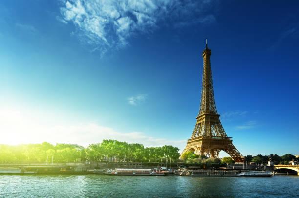 Eiffelturm, Paris. Frankreich – Foto