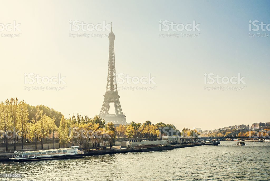 Eiffelturm, Paris – Foto