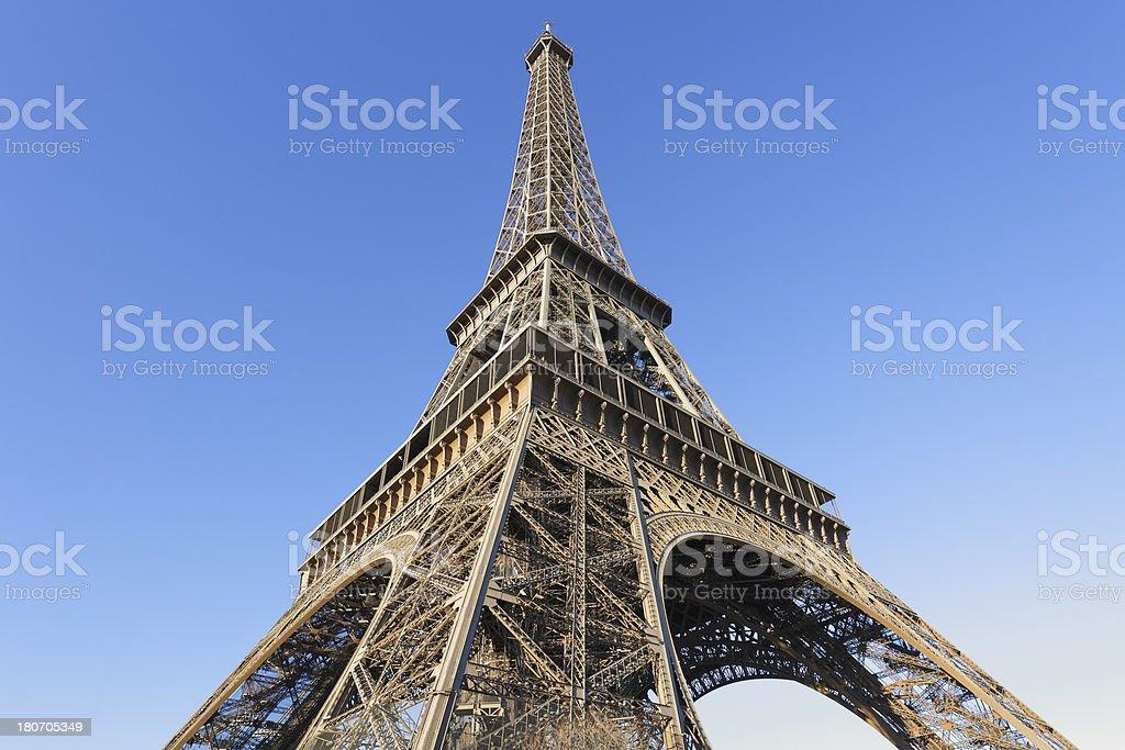 Eiffel Tower - Paris royalty-free stock photo