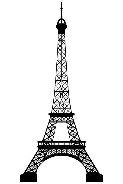 Eiffel Tower Templates - Carinewbi