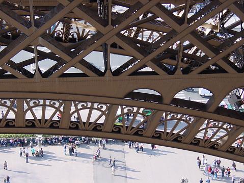 istock Eiffelturm Bogen 1088230176