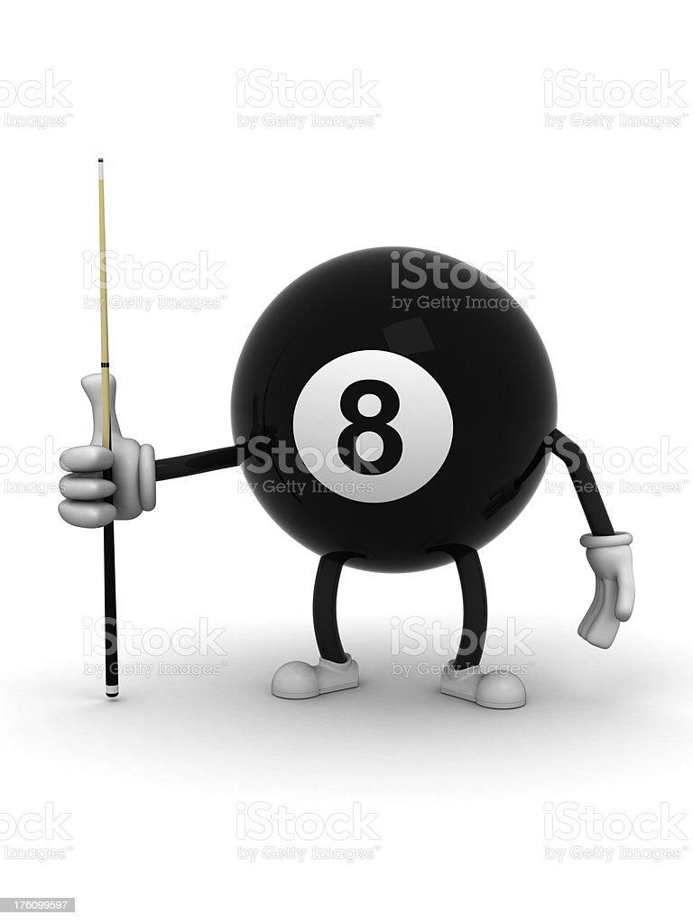 Adult 8 ball