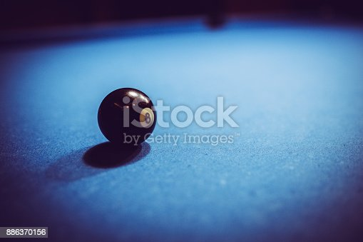 Eight Ball, Number 8, Ball, Number, Symbol