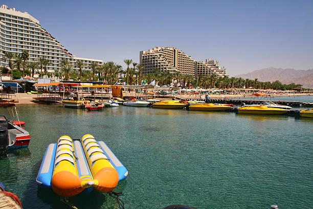 Eilat, Israel stock photo