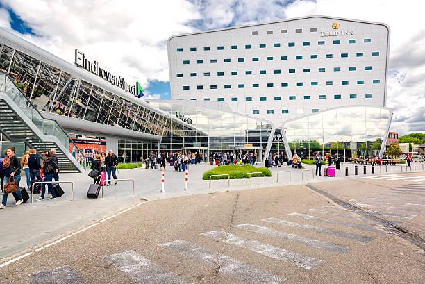 eindhoven airport - eindhoven stockfoto's en -beelden
