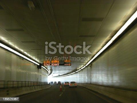 Eisenhower Tunnel, I-70 Colorado