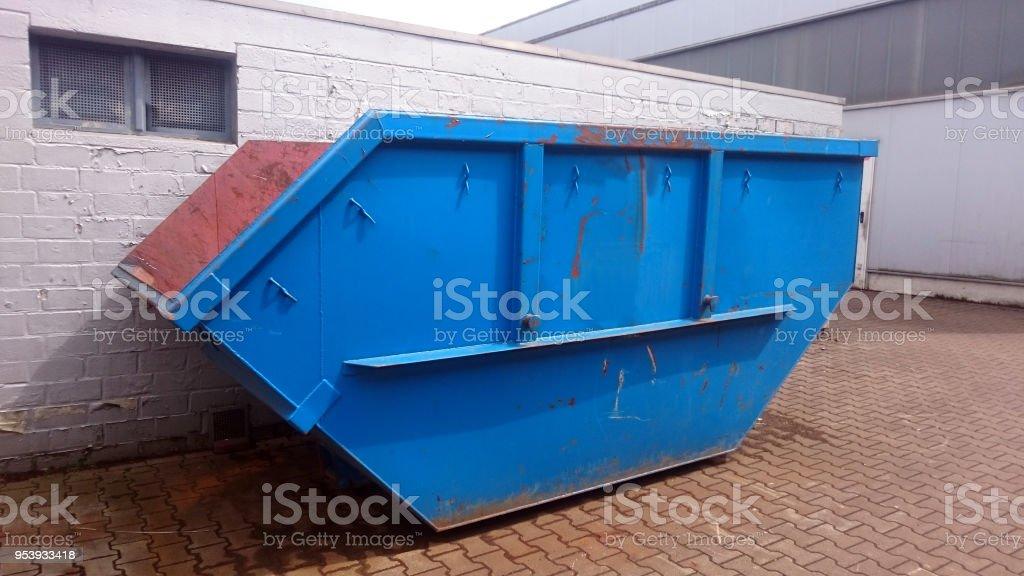 Fällt-Container – Foto