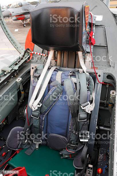 Ejection Seat Stock Photo - Download Image Now