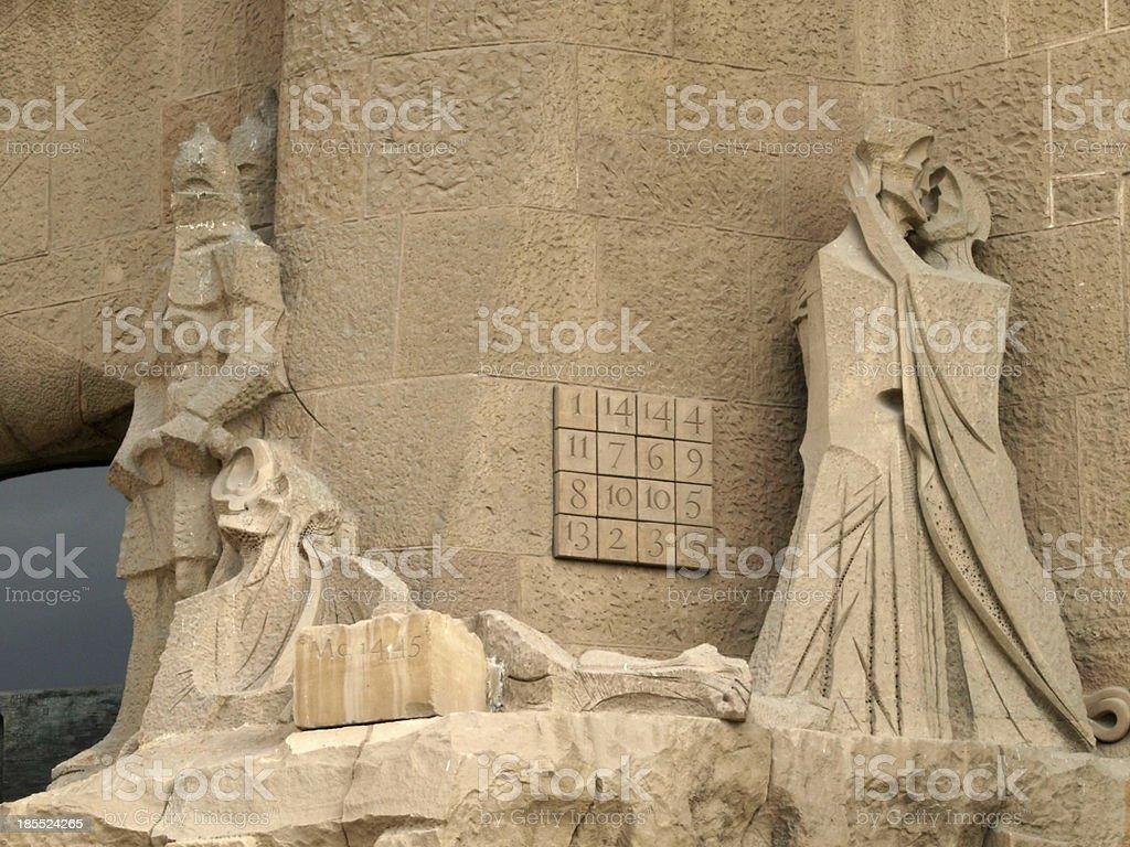 El Beso de Judas stock photo