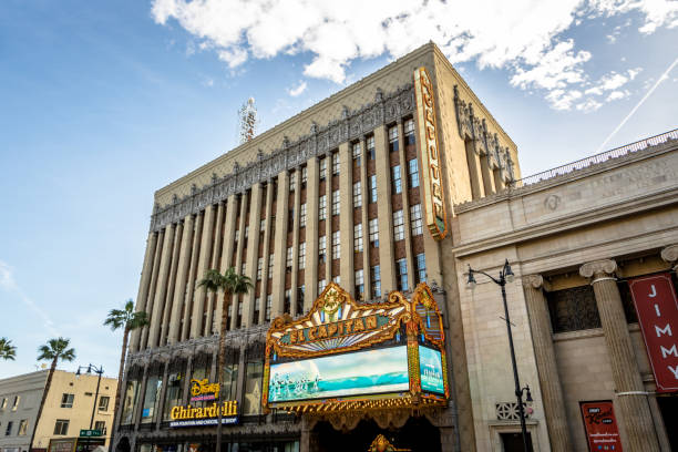 El capitan theater in hollywood boulevard los angeles california usa picture id669384332?b=1&k=6&m=669384332&s=612x612&w=0&h= zqjxni98jgm7d6vl5mo kud36w6jdrplawct9h6ltq=