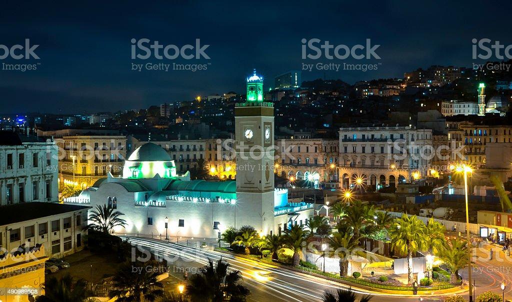 El Djamaa El Djadid الجامع الجديد, Alger - Photo
