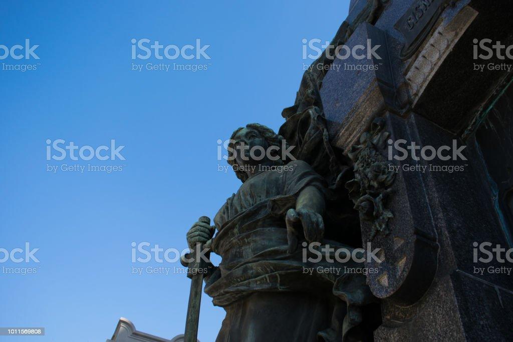 El guardián que señala - Photo