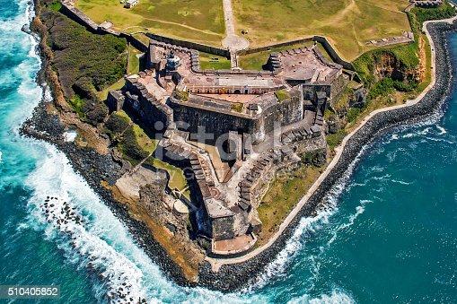Castillo San Felipe del Morro also known as Fort San Felipe del Morro or El Morro Castle, is a 16th-century citadel located in San Juan, Puerto Rico.