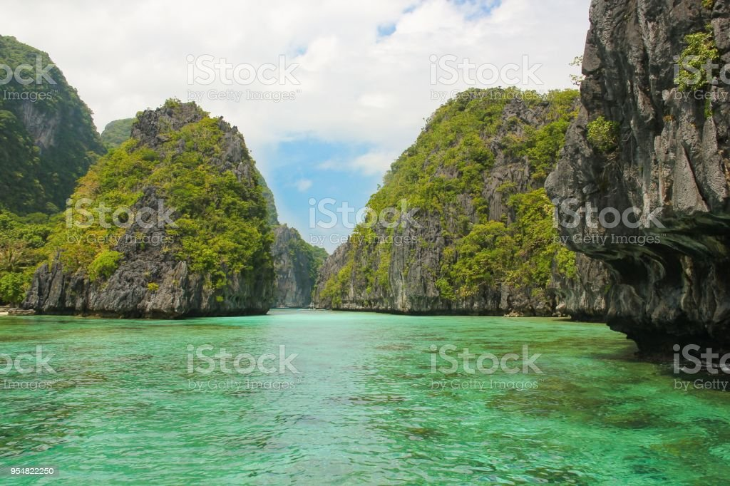 El Nido Palawan Island Philippines Stock Photo Download