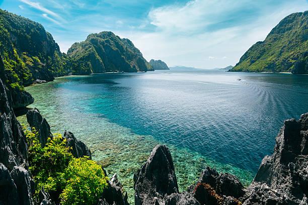 El Nido, Philippines stock photo