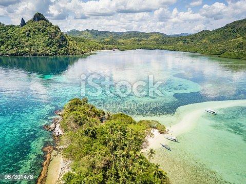 990885370istockphoto Big Lagoon Palawan Miniloc Island El