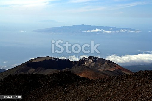"istock ""El pico viejo"" (The Old Peak) in Tenerife Island. 1309919748"