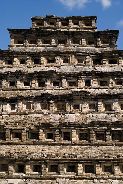 El Tajin Pyramid  el tajin stock pictures, royalty-free photos & images