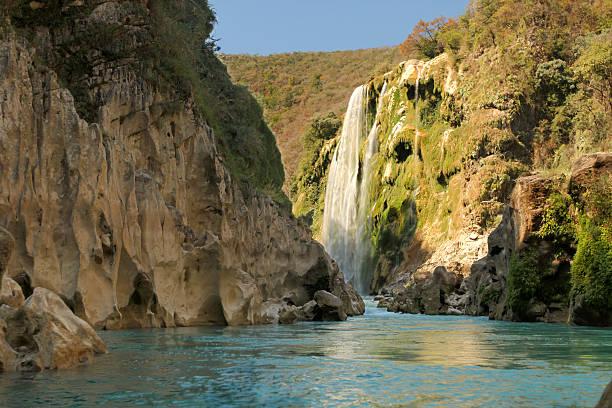 El Tamul El Tamul, Huasteca san luis potosi stock pictures, royalty-free photos & images